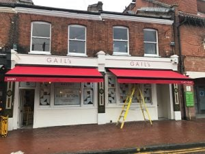 Victorian Awnings